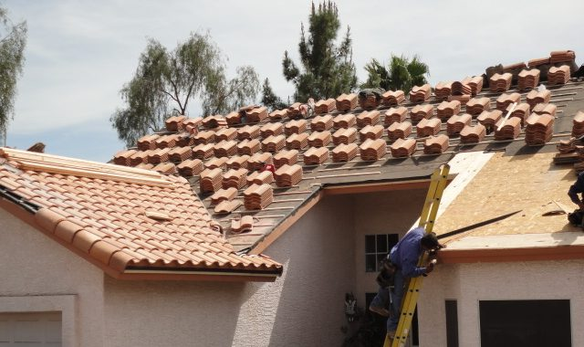 Materials For Your New Roof