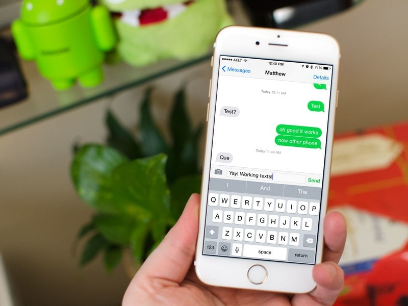 SMS text messages and their importance
