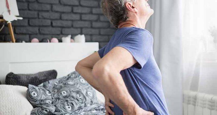 Get Upper Back Pain Relief